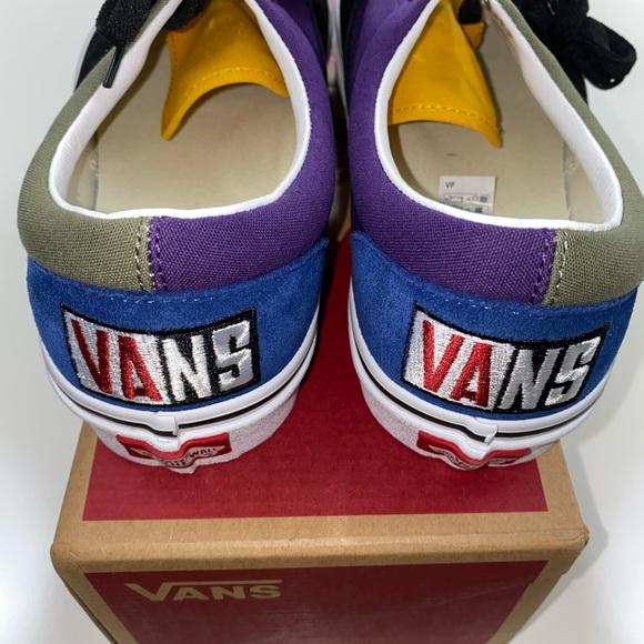 Vans Era Multicolor Sneakers NWT
